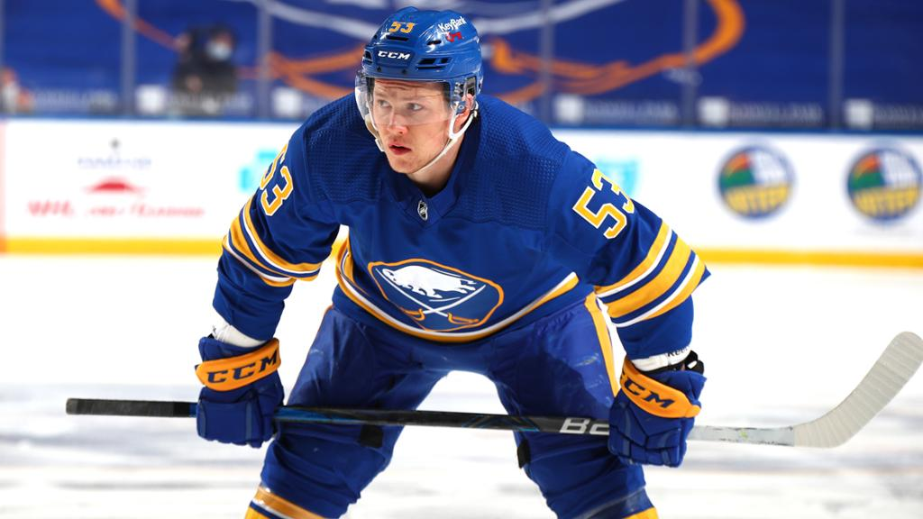 Skinner waives no-move clause with Sabres for Expansion Draft: report