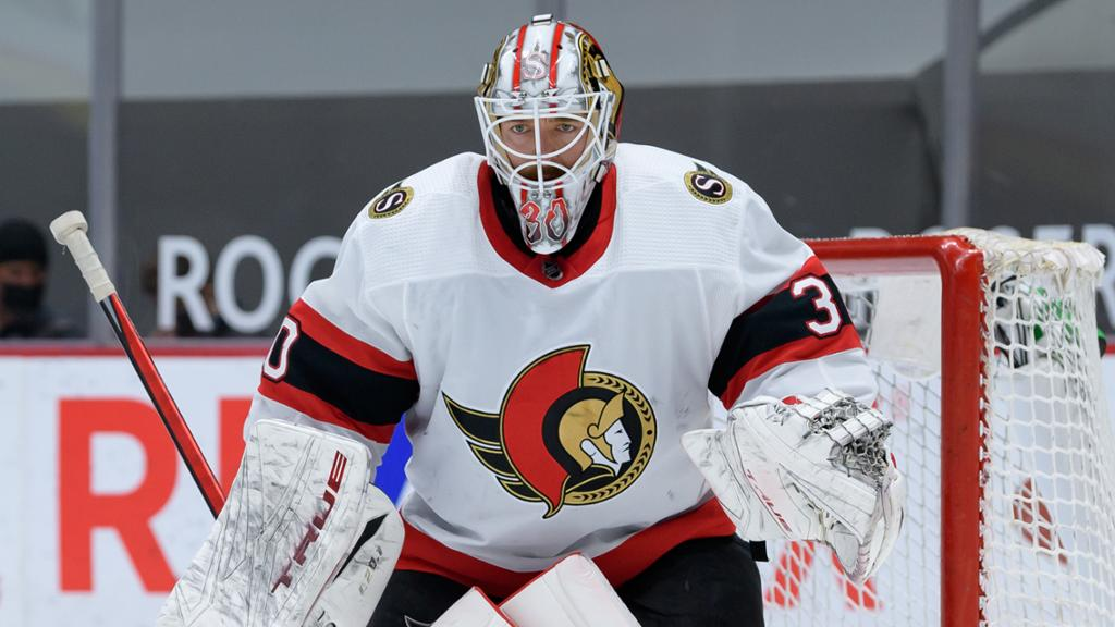 Murray understands why Senators exposed him in Expansion Draft: report