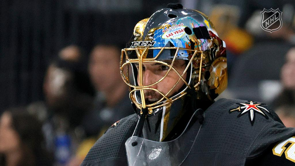 Fleury traded to Blackhawks by Golden Knights