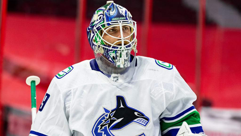 Holtby will have contract bought out by Canucks