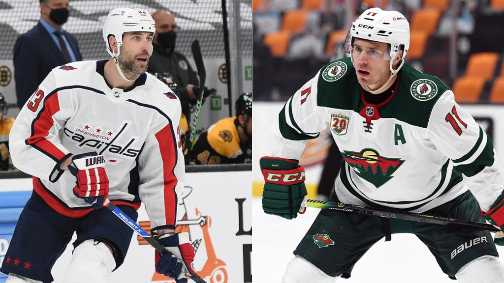 NHL free agency has added wrinkle with salary cap remaining unchanged