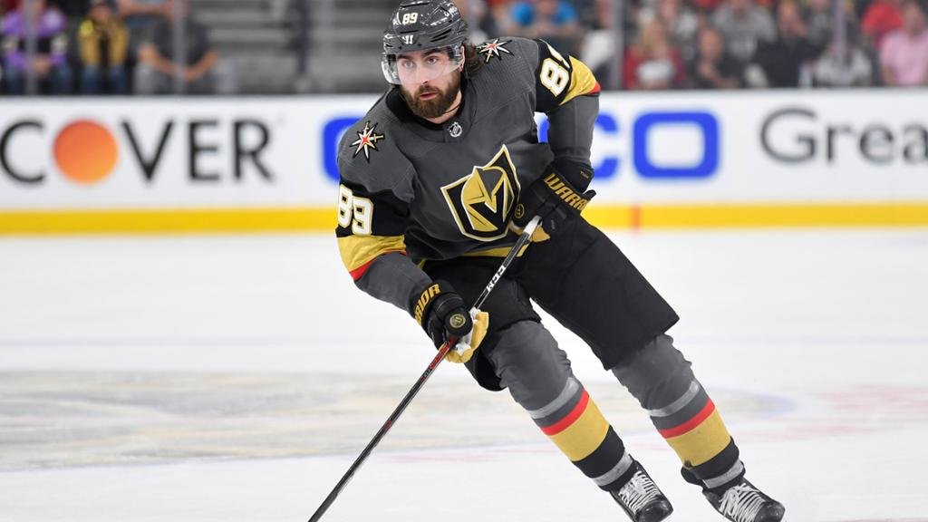 Tuch to miss start of season for Golden Knights after shoulder surgery