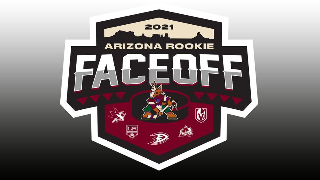 LA Kings Rookie Faceoff