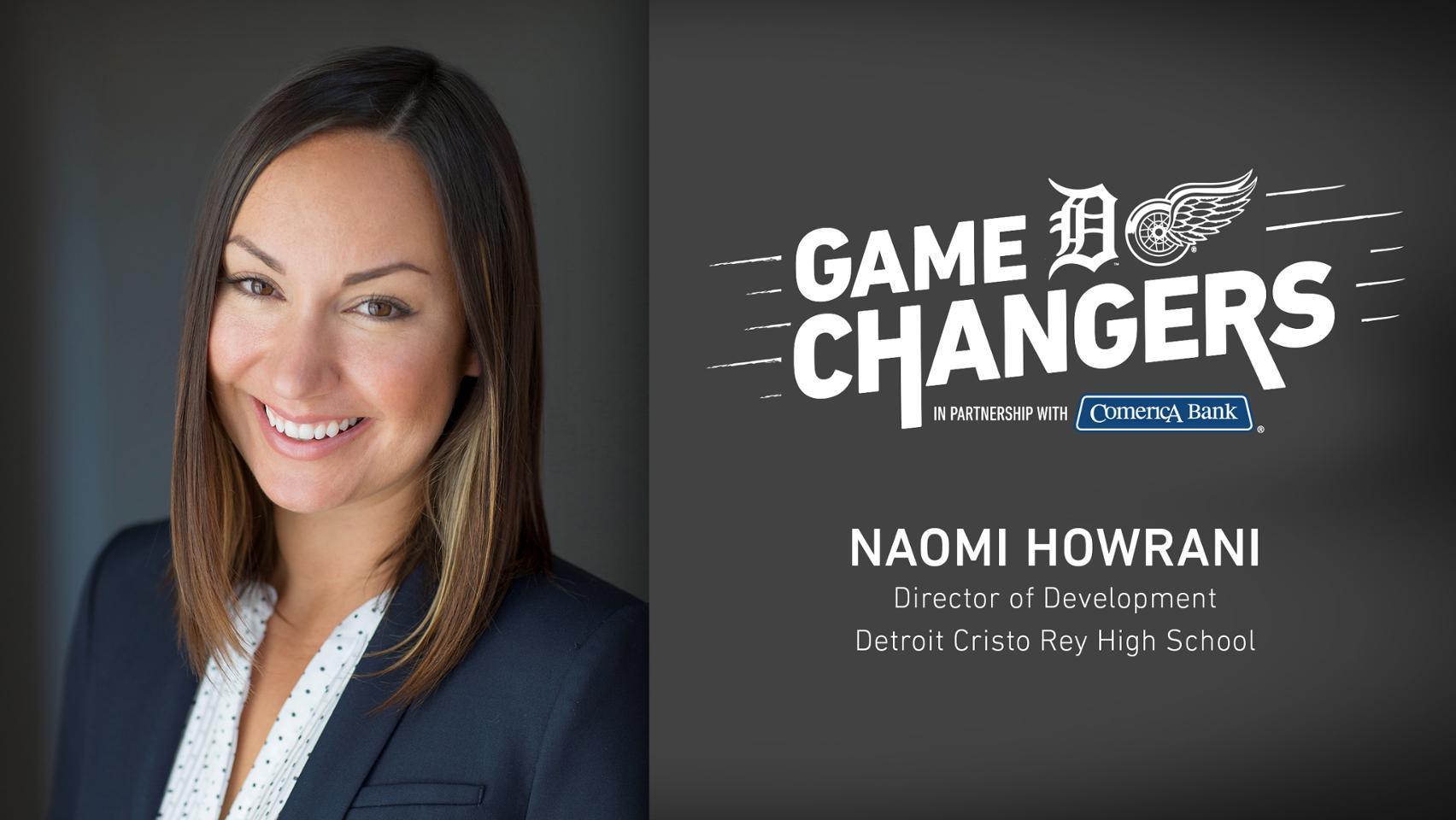 Naomi Howrani