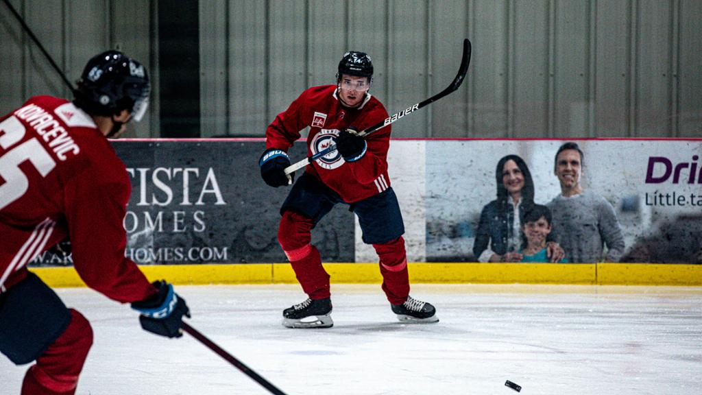 Heinola believes added muscle will help him reach new heights   NHL.com