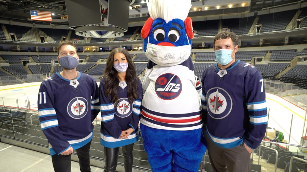 Q and A with your Winnipeg Jets Gameday Hosts   NHL.com
