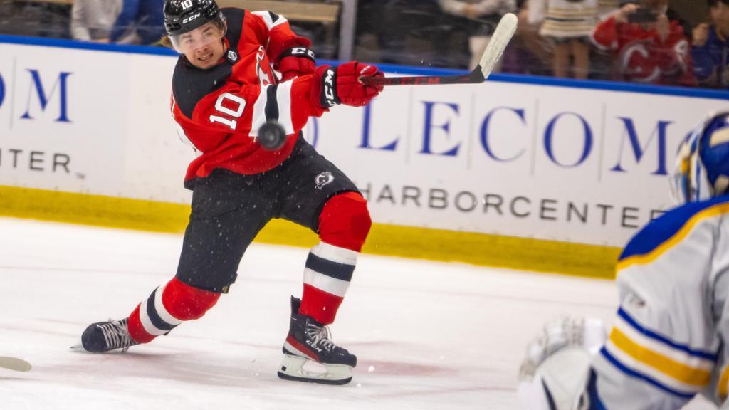 Sabres 3, Devils 0 (Prospects Challenge)   GAME STORY   NHL.com