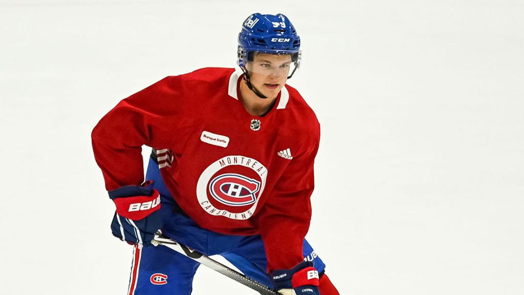 Canadiens roster for Rookie Game @ OTT | NHL.com