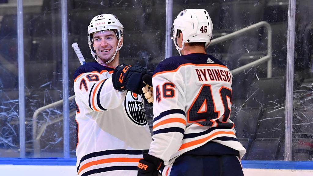 GAME STORY: Oilers Rookies 4, Flames Rookies 3 | NHL.com