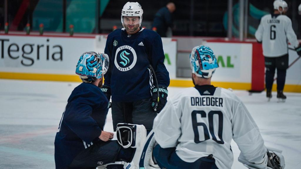 Kraken to open first training camp amid high expectations
