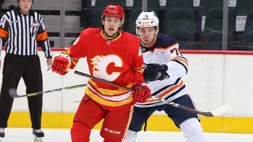 PRE-GAME REPORT: Oilers at Flames | NHL.com