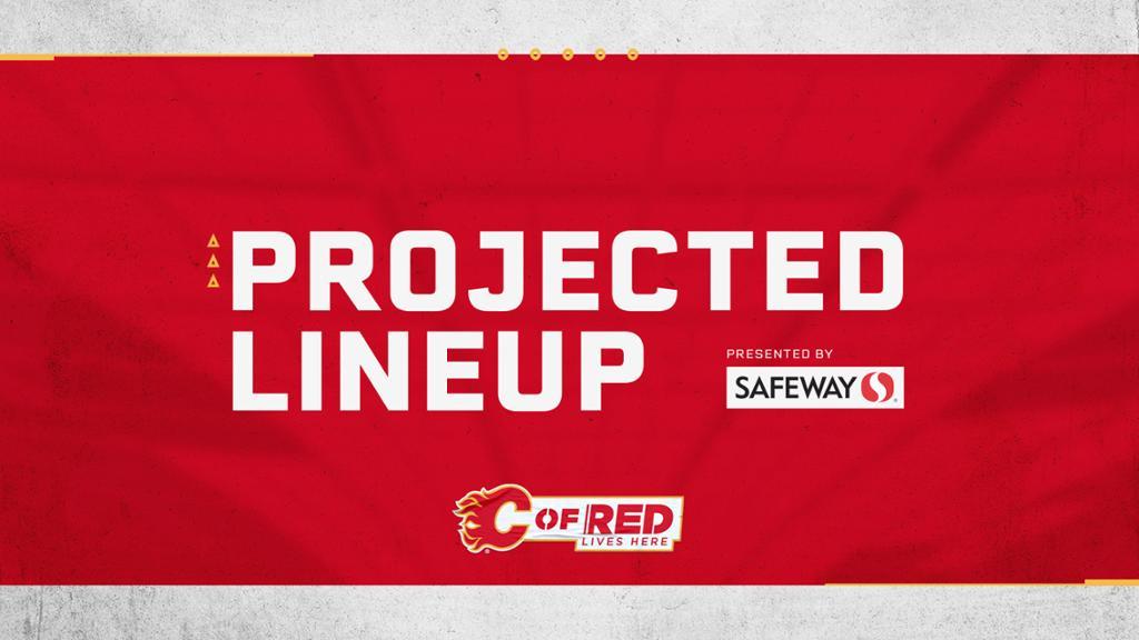 PROJECTED LINEUP - FLAMES VS. OILERS | NHL.com