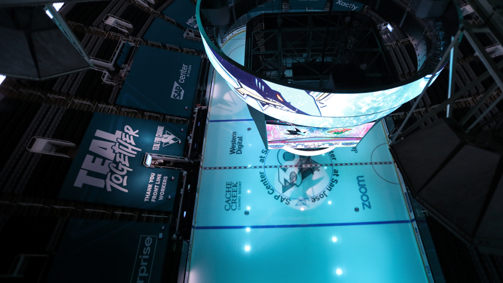 Sharks Continue Preseason Schedule with First Game at SAP Center   NHL.com