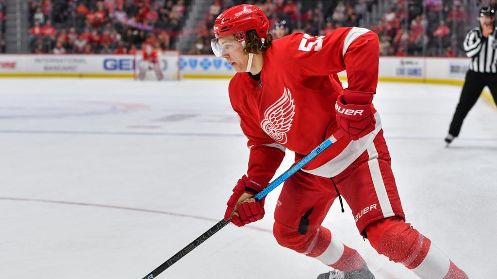 Seider freut sich auf sein erstes NHL-Spiel | NHL.com
