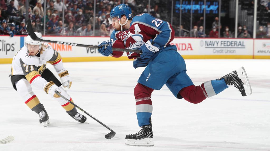 MacKinnon, Avalanche 'hungry' to win Stanley Cup