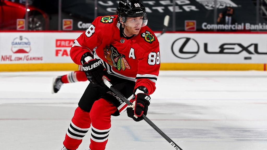 Blackhawks out 'to prove people wrong,' Kane says