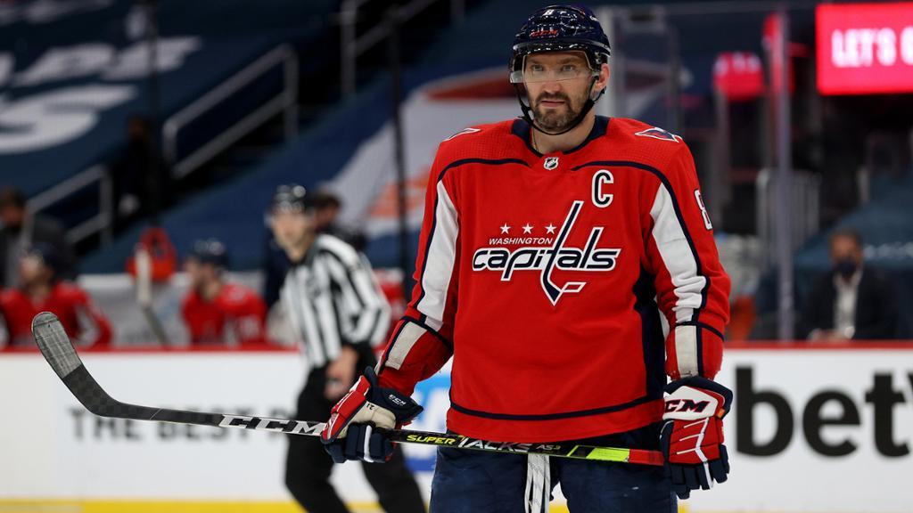 Ovechkin injured in Capitals' final preseason game