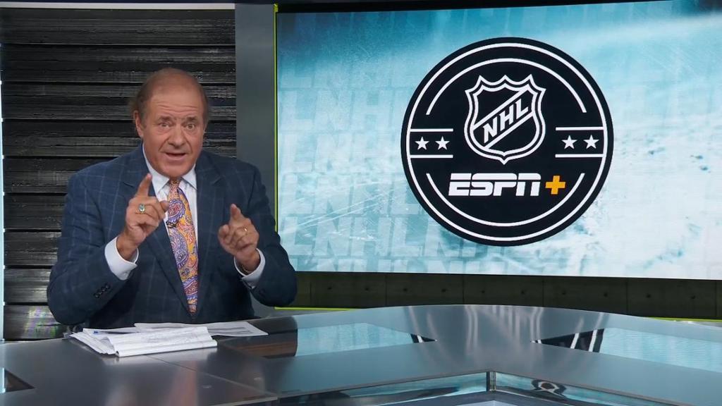 ESPN's Berman picks Top 10 NHL nicknames of all time