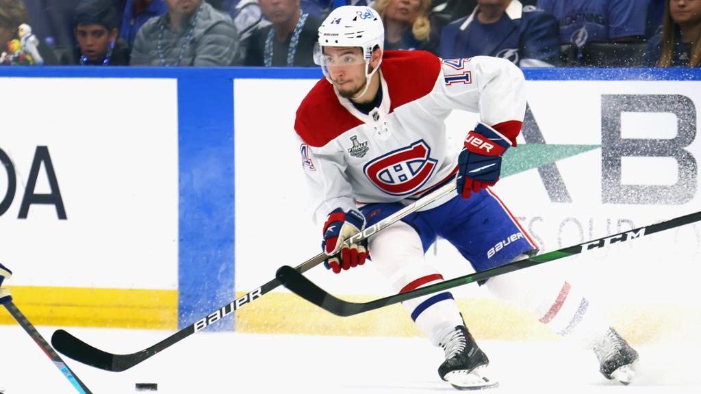 Suzuki gets eight-year, $63 million contract extension with Canadiens