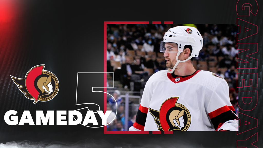 GAMEDAY 5: Senators @ Maple Leafs, Oct. 16   NHL.com