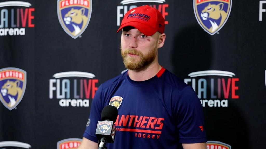 5 TAKEAWAYS: Bennett's Hat Trick Powers Panthers Past Islanders