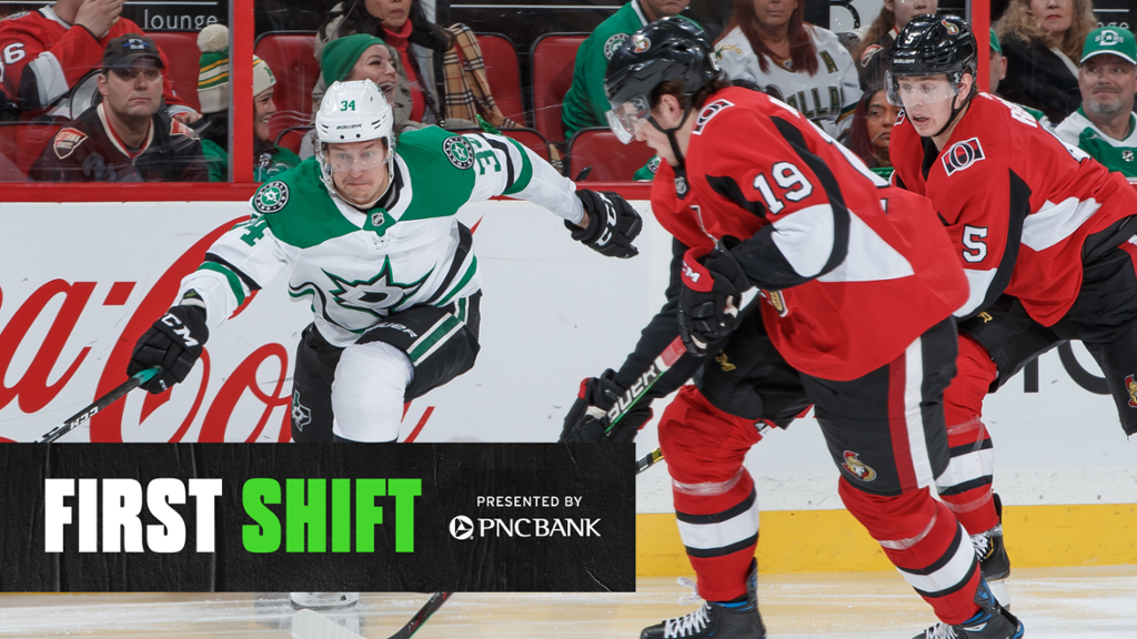 Preview: Goal for Stars is to 'take the game' to Senators quickly | NHL.com