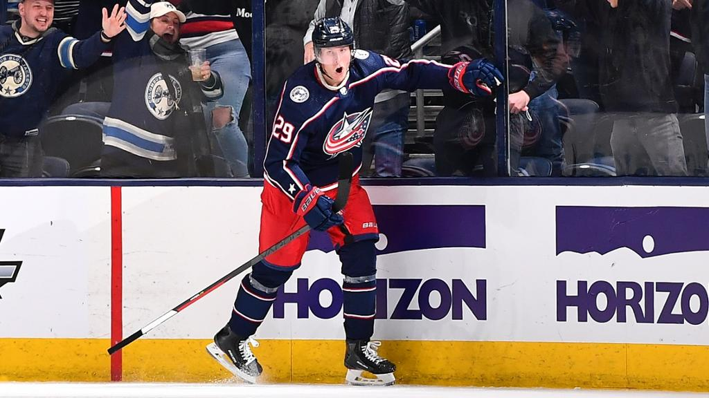 5 really good things from the Jackets' season-opening wins