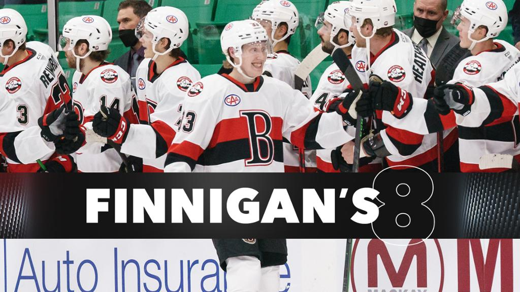 Finnigan's 8: Oct. 18, 2021   NHL.com