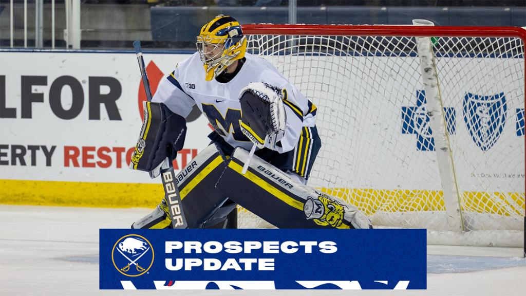 Prospects Update: Portillo backstops Michigan to tournament win