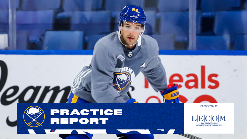 'Let's play hockey' | Wolanin looks forward to opportunity with Sabres