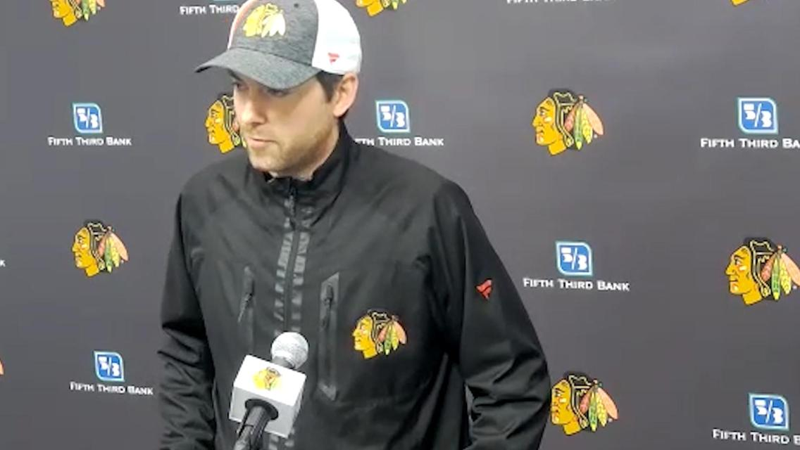 Colliton on home opener, systems