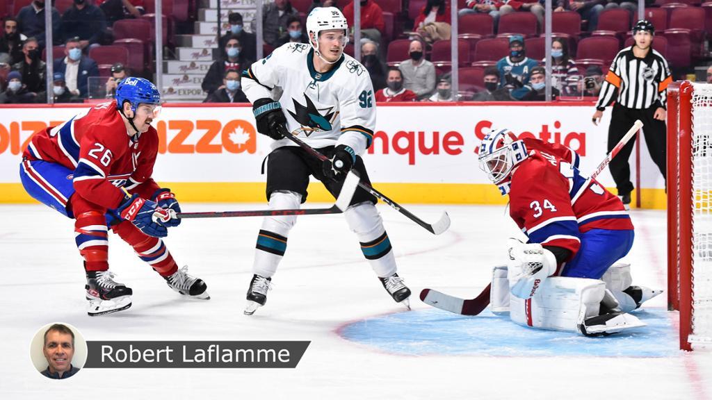 « La moitié de nos matchs sans effort », peste Jeff Petry | LNH.com