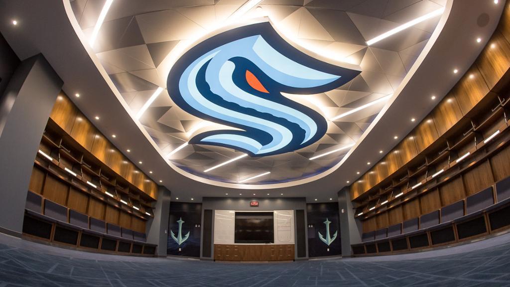 Kraken arena in Seattle ready for home opener against Canucks